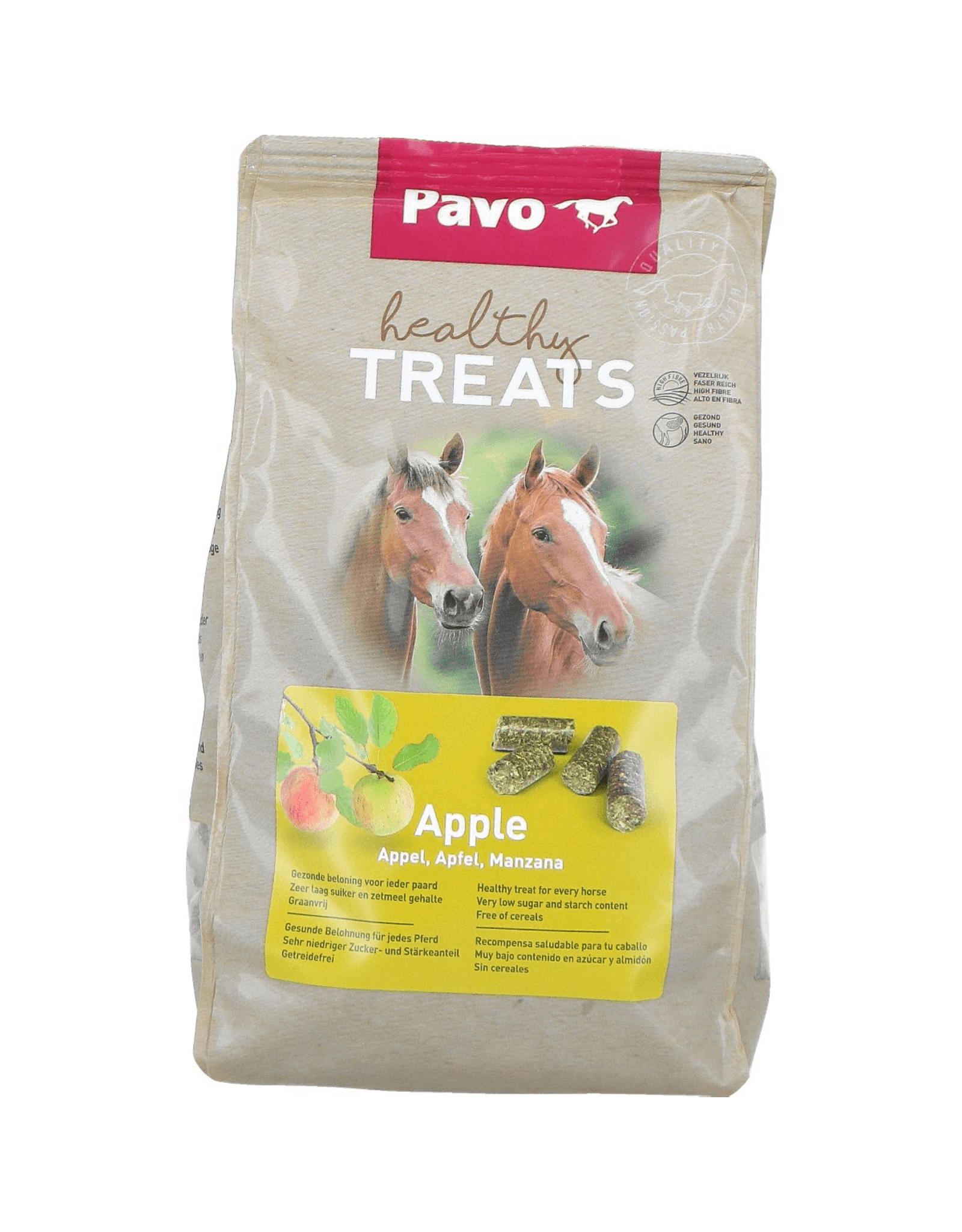 Pavo Pavo Healthy Treats