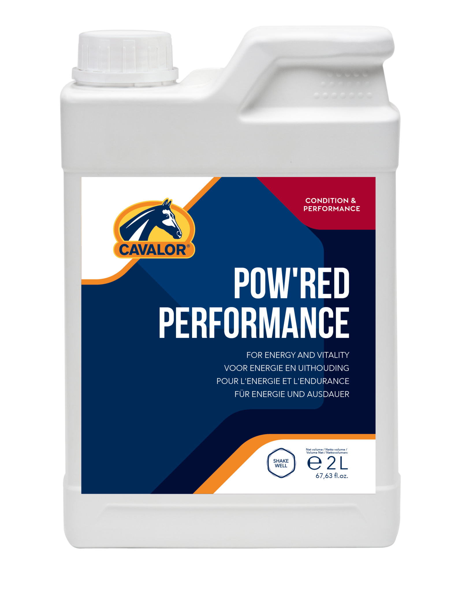 Cavalor Cavalor Pow'red Performance