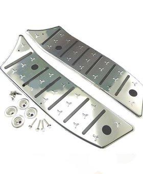 Leopard Voetplaten aluminium