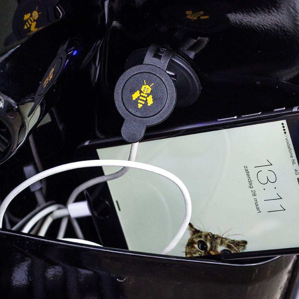 Electronic Bee telefoonoplader