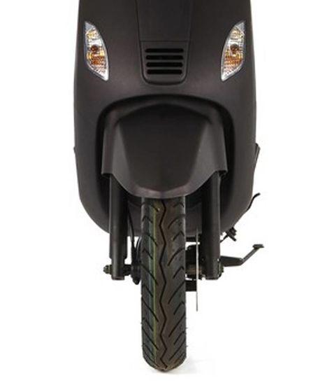 Zwarte scooterband 10 Inch 3.5-10