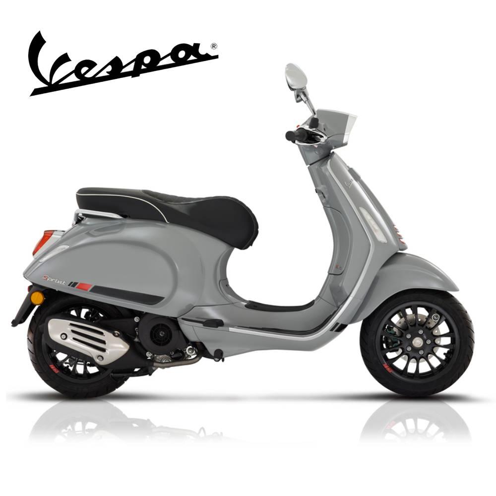 Vespa Vespa Sprint Sport scooter nardo grey