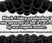 Onze Black Friday deal!