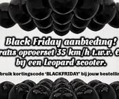 Onze Black Friday deal!