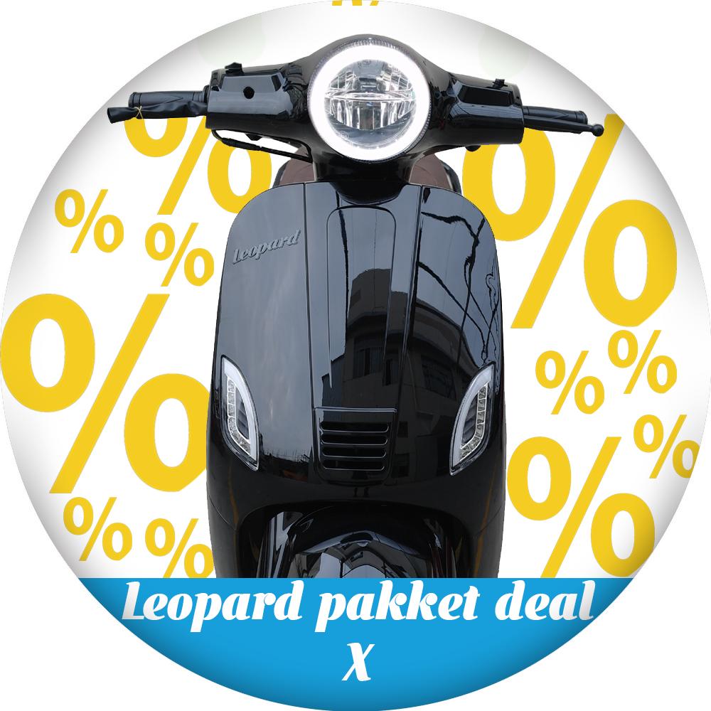 Leopard Leopard | pakket deal X