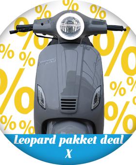 Leopard Pakket deal X | Nardo grey