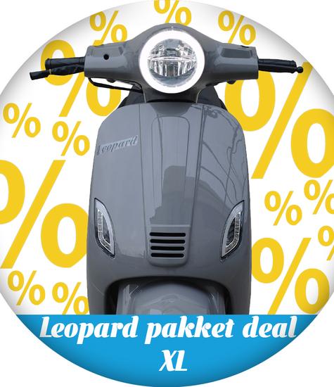 Leopard Leopard | pakket deal XL - Nardo grey