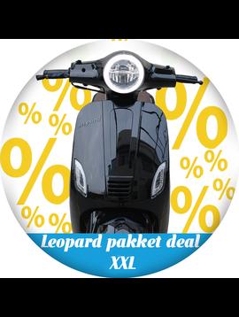Leopard Leopard   pakket deal XXL - Zwart