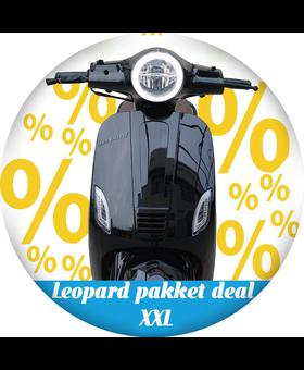 Leopard Leopard | pakket deal XXL - Zwart