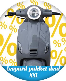 Leopard Leopard | pakket deal XXL - Nardo grey