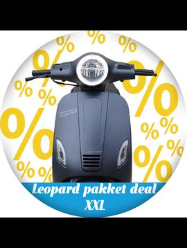 Leopard Leopard   pakket deal XXL - Antraciet grijs