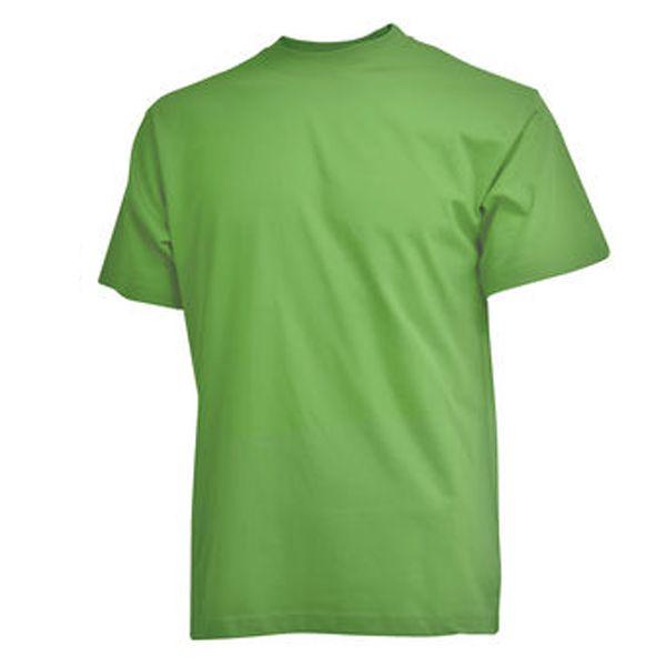 CAMUS 4000 Grote maten Limoengroen T-shirt
