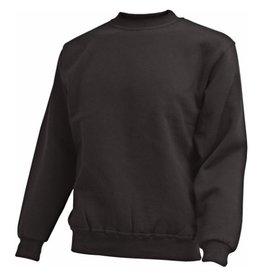 CAMUS 380101 Grote maten Zwarte Sweater
