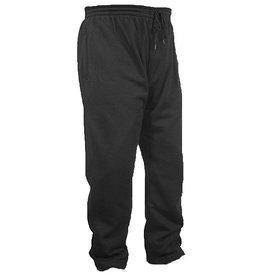 Kingsize Brand J011 Grote maten Zwarte Joggingbroek
