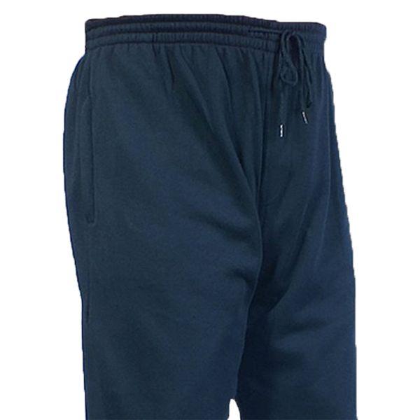 Kingsize Brand J016 Grote maten Navy Blue Joggingbroek