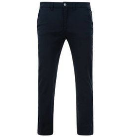 KAM 2616 Grote maten Navy Stretch Chino t/m 70""