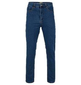 KAM 1006 Grote maten Blauwe Stretch Jeans