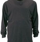 Kingsize Brand TL300 Grote maten Charcoal T-shirt (lange mouw)