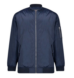 Kingsize Brand JT103 Grote maten Blauwe Pilot Jacket