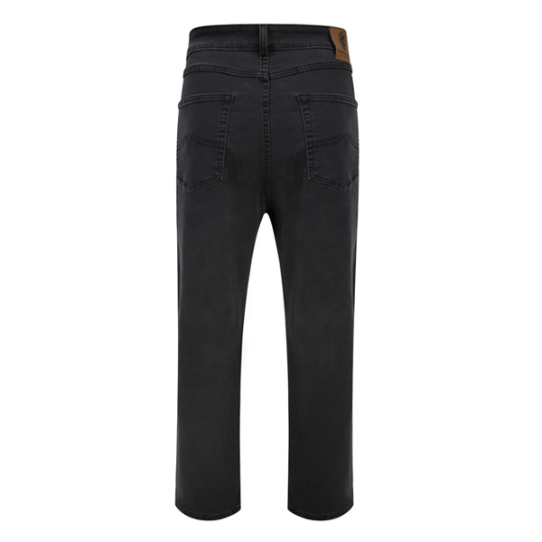 KAM 1003 Grote maten Charcoal  Stretch Jeans