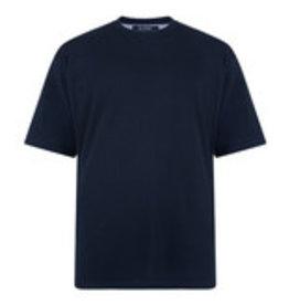 KAM 5006 Grote maten Navy T-Shirt