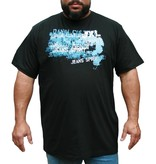 JEANSXL 710 Grote maten Zwart T-shirt