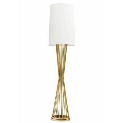 Eichholtz Vloerlamp - Floor Lamp Holmes / gold