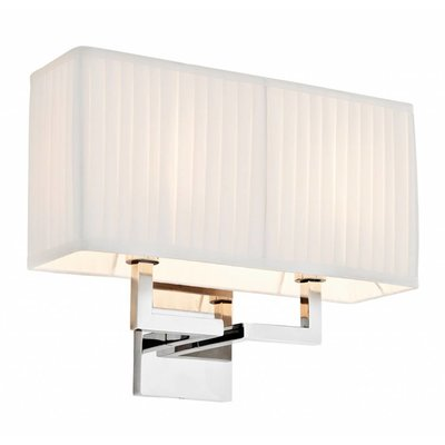 Eichholtz Wandlamp Wall Lamp Westbrook zilv