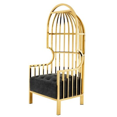 Eichholtz Stoel Chair Bora Bora goudkleur