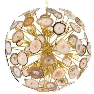 Eichholtz Hanglamp Chandelier Branquinho L 85cm