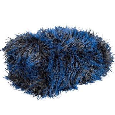 Lifestyle Plaid Sheep Blue 140x180 cm