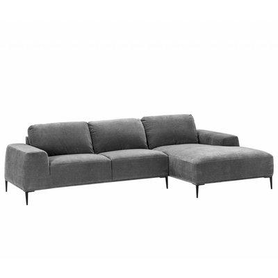 Eichholtz Hoekkbank Lounge Sofa Montado Clarck grey