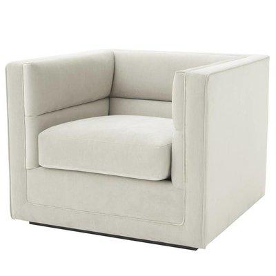 Eichholtz Fauteuil Chair Adonia lichtbeige-grijs