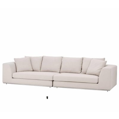 Eichholtz bank Sofa Marlon Brando wit naturel