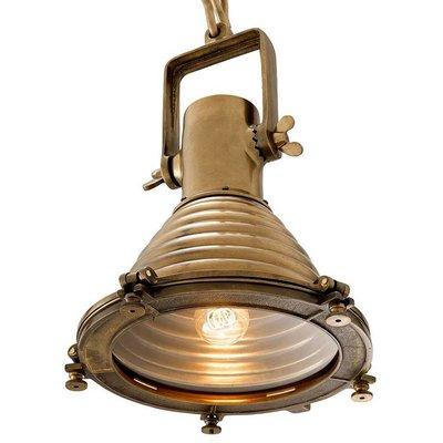 Eichholtz Hanglamp, Lamp Maritime brons ø35 x 48cm