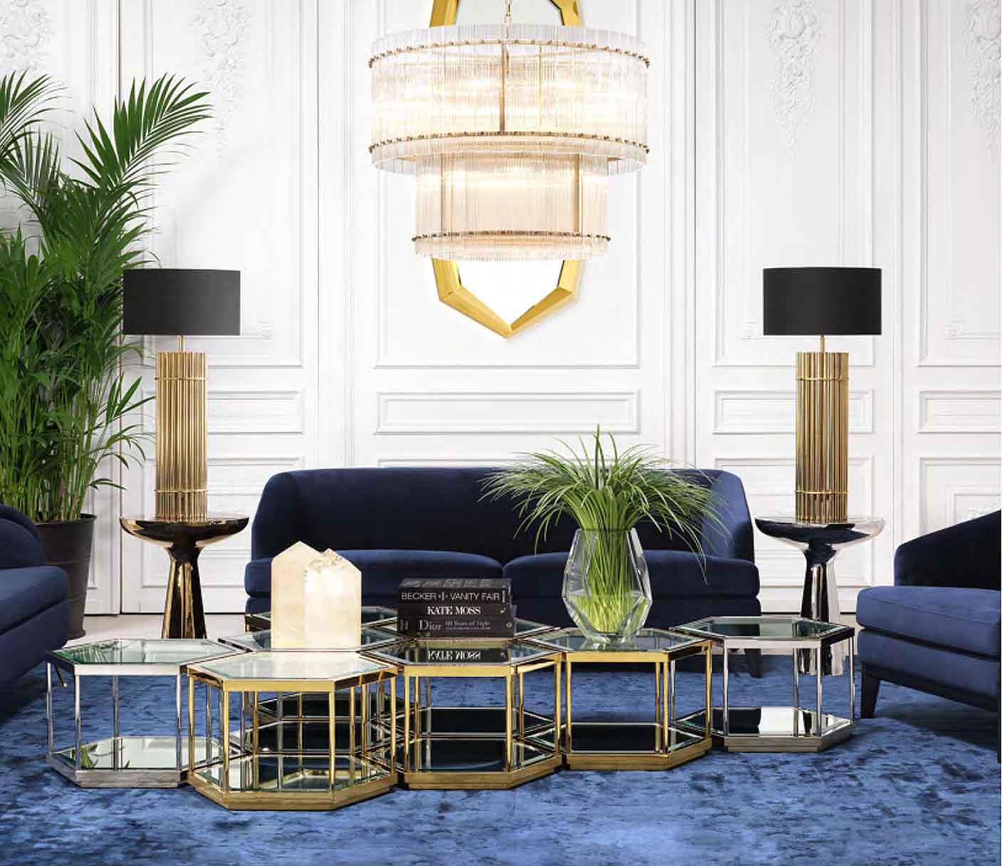 Eichholtz showroom meubelen en accessoires