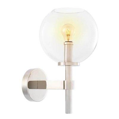 Eichholtz Wandlamp Wall Lamp Jade - nikkel