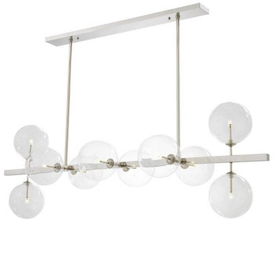 Eichholtz Hanglamp Chandelier Largo nikkel finish