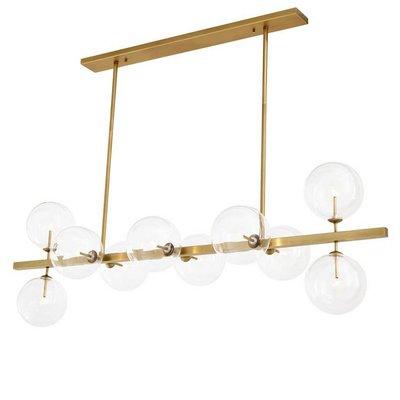 Eichholtz Hanglamp Chandelier Largo antiekgeel  koper