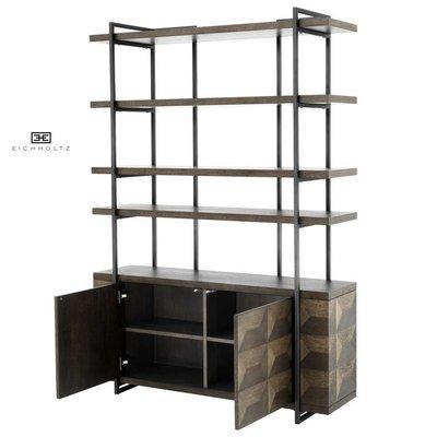Eichholtz Cabinet Gregorio - Open kast 140 x H. 200CM