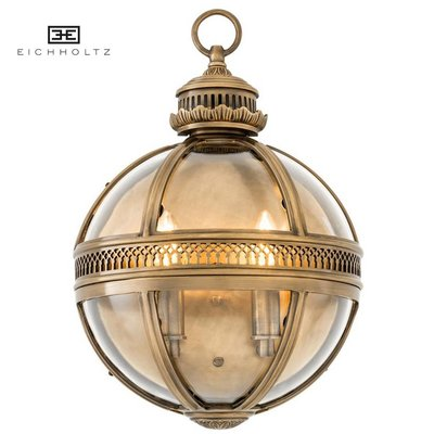 Eichholtz Wandlamp - Wall Lamp Residential Antique brass