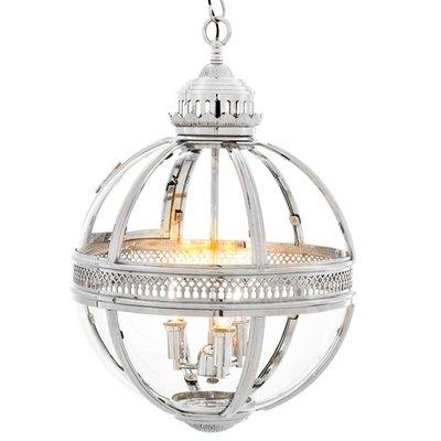 Eichholtz Hanglamp Lantern Residential M nikkel