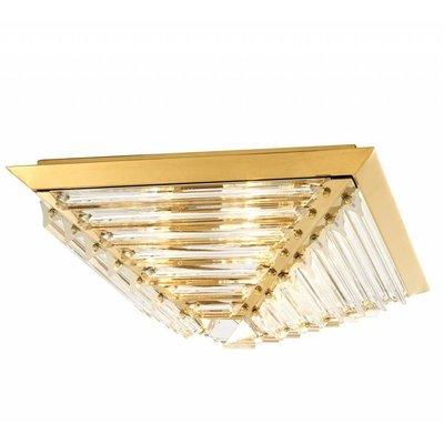 Eichholtz Plafondlamp - Ceiling Lamp Eden finish-glas