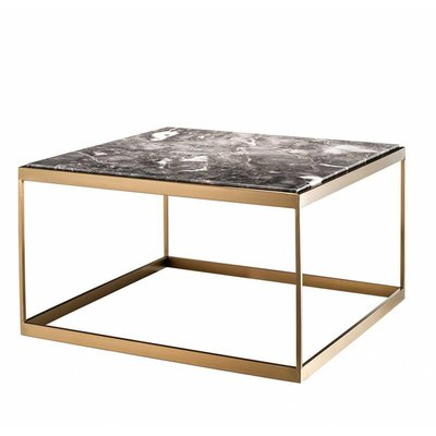 Eichholtz Side Table La Quinta Marmer 65x65cm