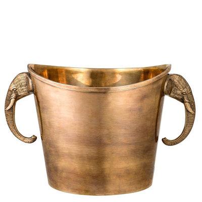 Eichholtz Wine Cooler Maharaja Vitage koper