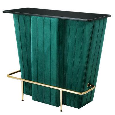 Eichholtz Bar Bolton Groen velvet stof
