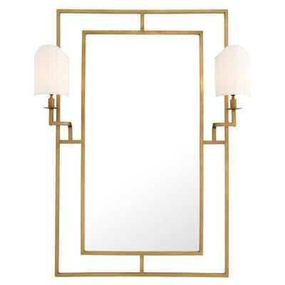 Eichholtz Spiegel Mirror Astaire Vintage brass