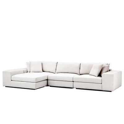 Eichholtz Hoekbank Sofa Vista Grande Lounge Avalon white
