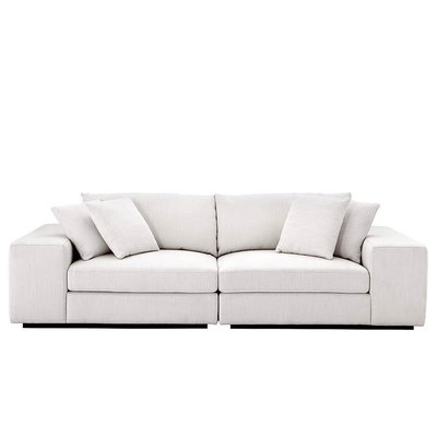 Eichholtz Sofa Vista Grande Avalon white 280CM