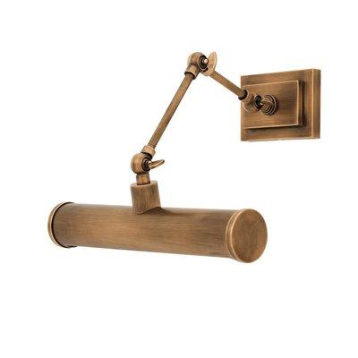 Eichholtz Wandlamp Pacific antiek brass 28CM